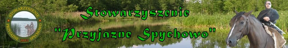 """Stowarzyszenie """"Przyjazne Spychowo"""" – strona internetowa"""""""